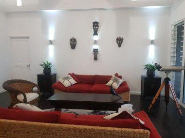 Comfortable and relaxing accommodation Best accommodation Espiritu Santo Vanuatu