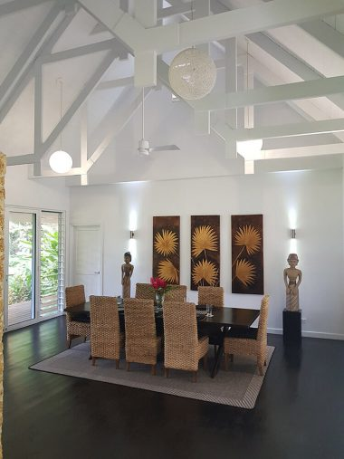 Most relaxing and private place to stay Espiritu Santo Vanuatu
