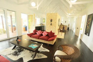 Every comfort looked after at our boutique accommodation Espiritu Santo Vanuatu
