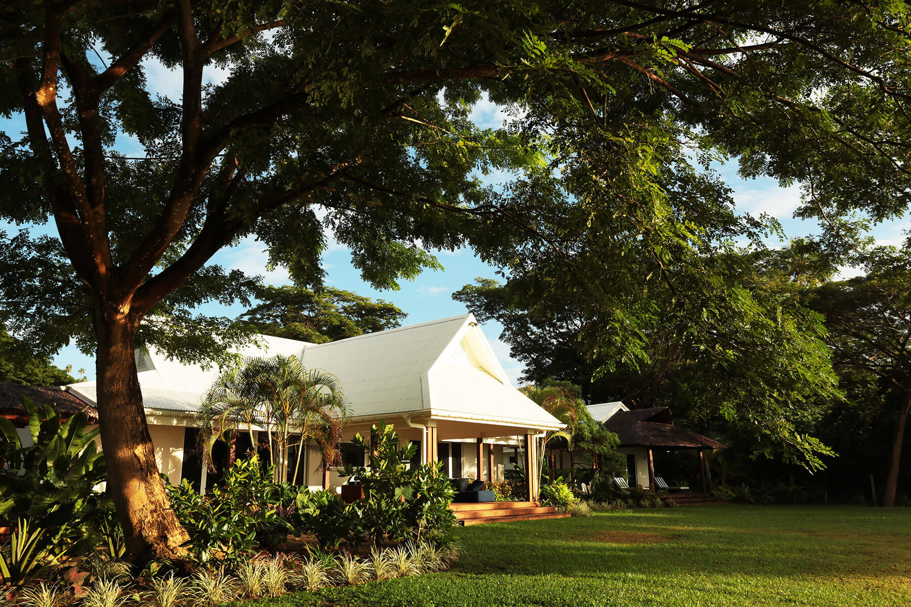 Santo Saffire Accommodation in Vanuatu