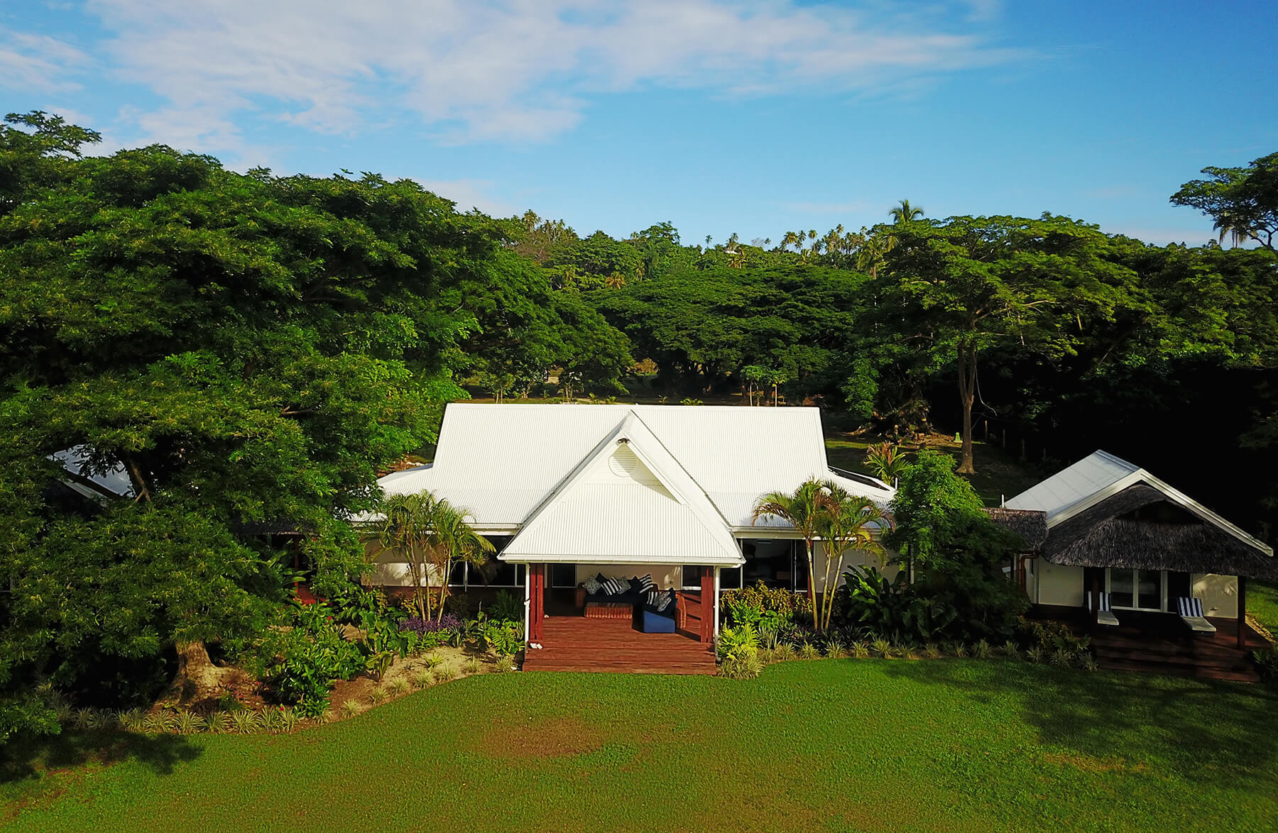 Santo Saffire Vanuatu Private Accommodation
