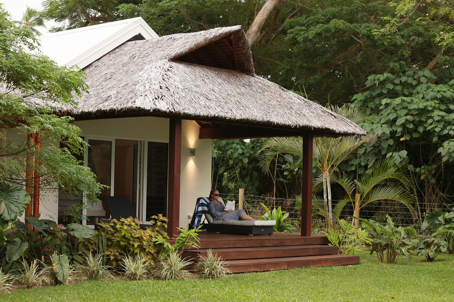 Highest rated private accommodation Espiritu Santo Vanuatu
