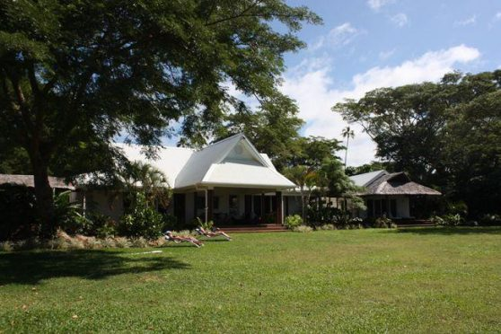 Espiritu Santo luxury accommodation Vanuatu